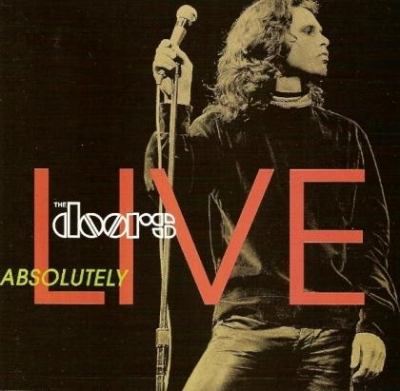 The Doors Absolutely Live Cover