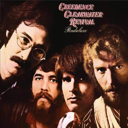 Creedence Clearwater Revival Pendulum Cover