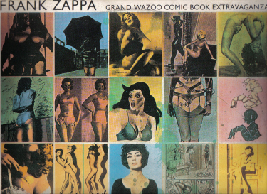 Frank Zappa - Grand Wazoo