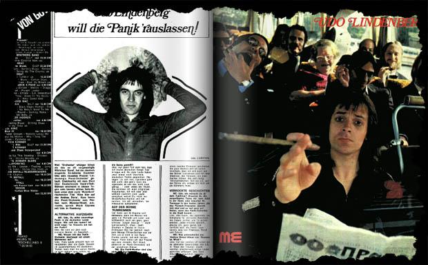 Aus unserer Oktober-Ausgabe 1973 - Udo Lindeberg im Interview