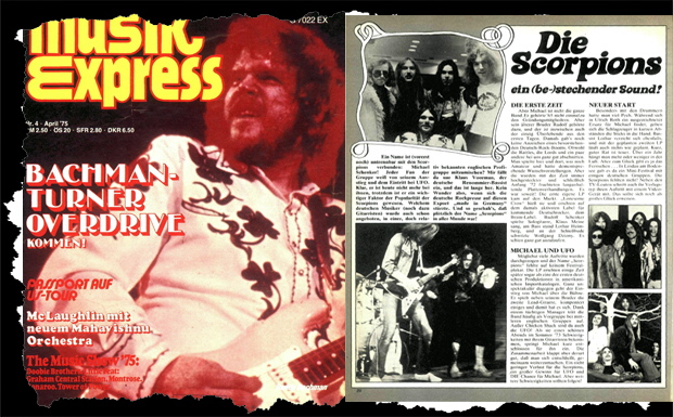 Musikexpress April 1975