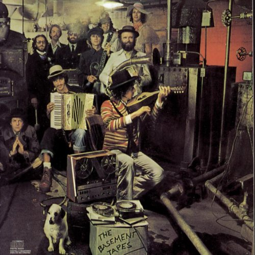 Bob Dylan The Basement Tapes Cover