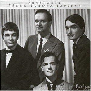 Kraftwerk Trans Europa Express De Cover