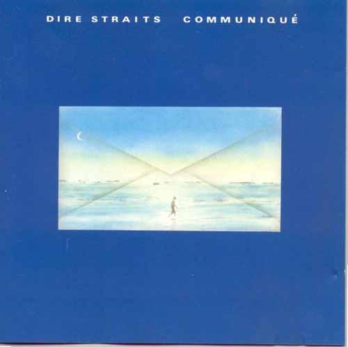 Dire Straits Communiqué Cover