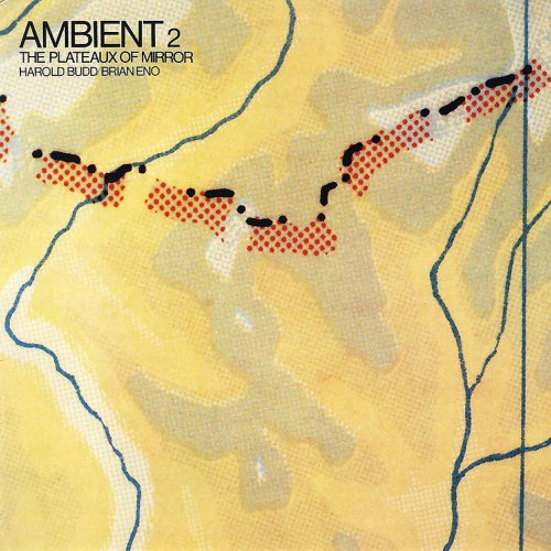 The Plateau Of Mirrors Brian Eno Cover