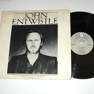 John Entwistle - Too Late The Hero