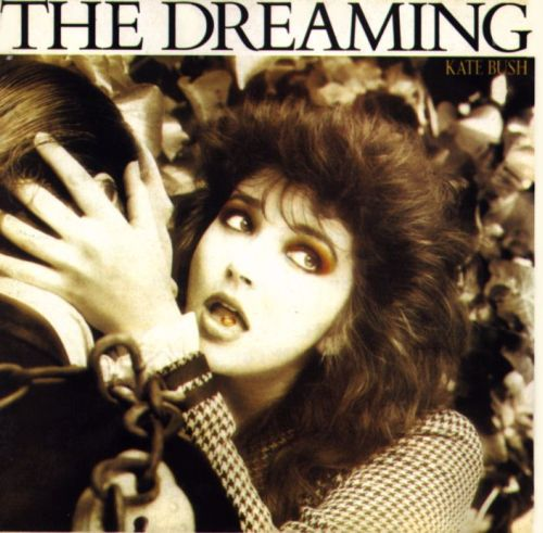 Kate Bush The Dreaming Cover
