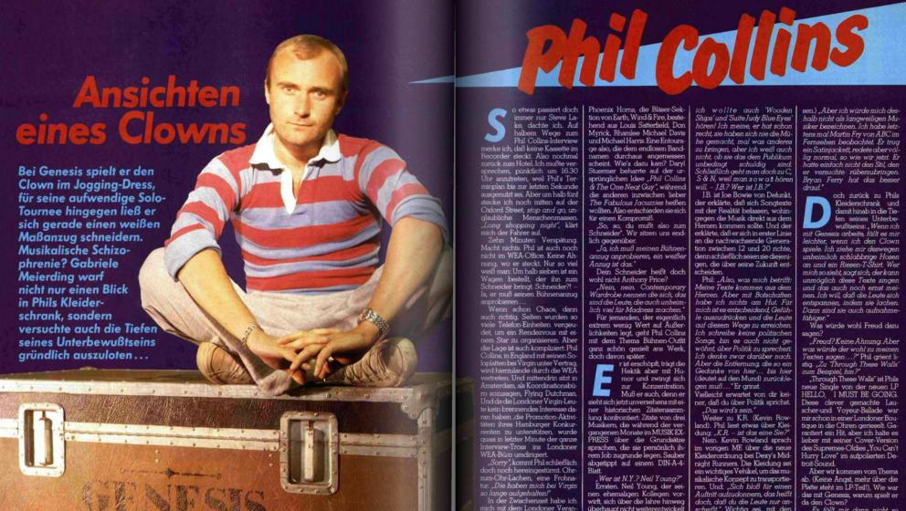 Aus dem Dezember-Heft des Musikexpress 1982