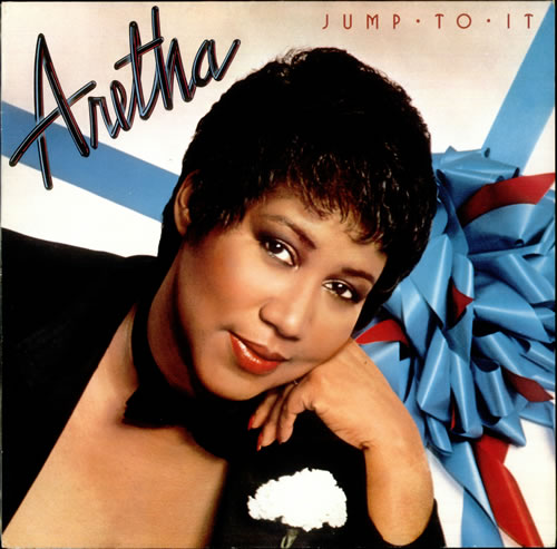 Aretha Franklin Jump To It Cover