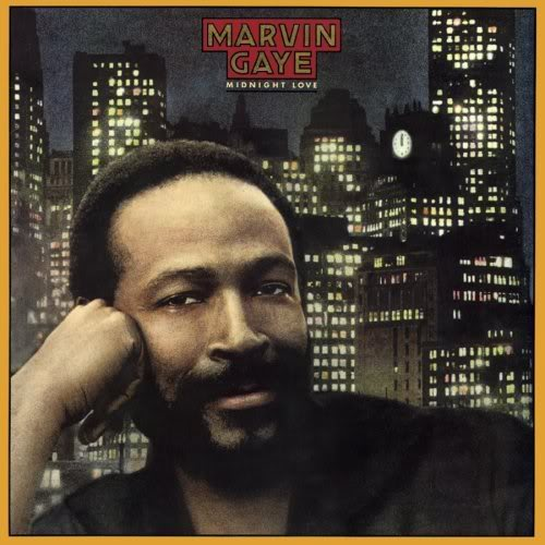 Marvin Gaye Midnight Love Cover