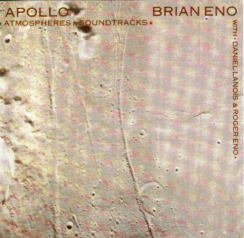 Brian Eno Apollo Cover