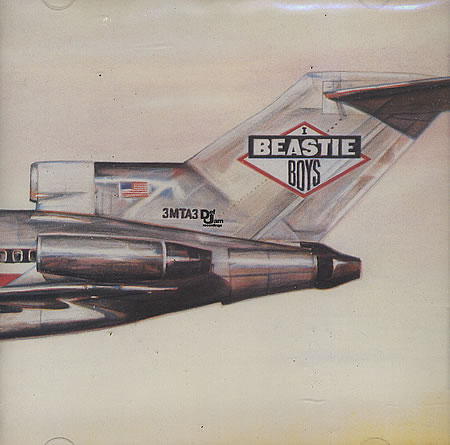 Beastie Boys Licensed To Ill Cover