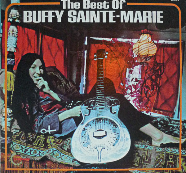 Buffy Sainte-Marie - The Best Of