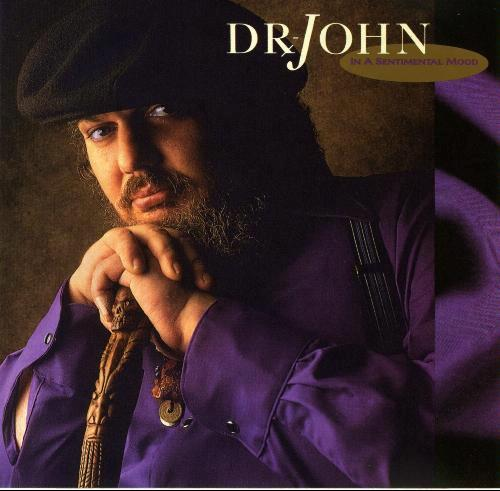 Dr. John - In A Sentimental Mood