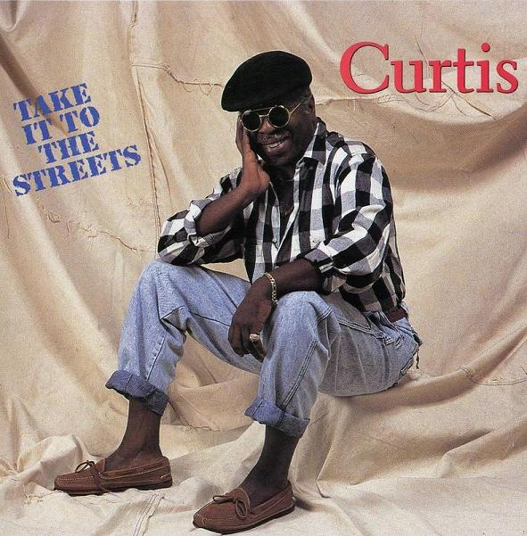 Curtis Mayfield - Take It To The Streets
