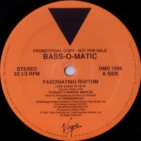 Bass-O-Matic