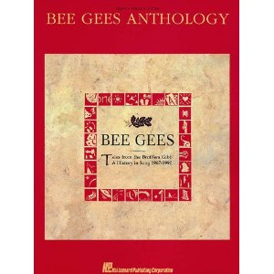 Bee Gees Anthology Cover