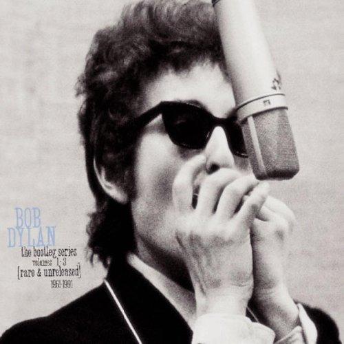 Bob Dylan The Bootleg Series Vol. 1-3 Cover