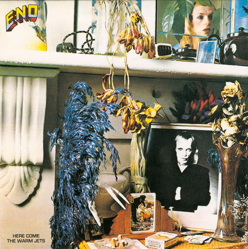 Brian Eno Here Come The Warm Jets Cover
