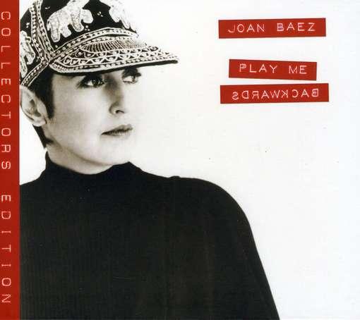 Joan Baez Play Me Backwards Cover