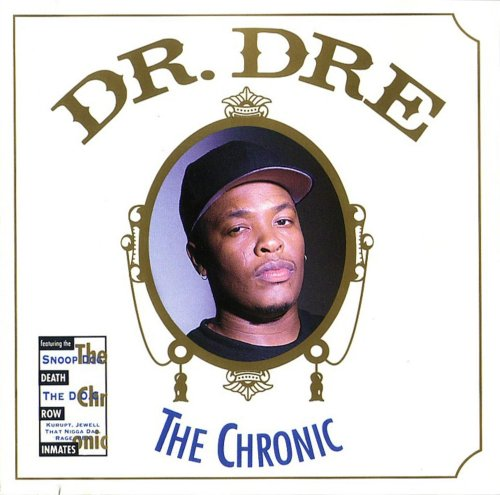 Dr. Dre The Chronic Cover