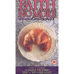 Faith No More Video Croissant Cover