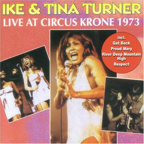 Ike & Tina Turner - Live at Cirkus Krone