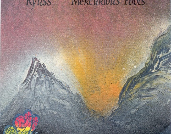 Kyuss Mercurious Pools Artwork