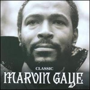 Marvin Gaye Classic Collection Cover