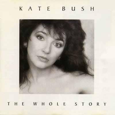 Kate Bush The Whole Story Cover