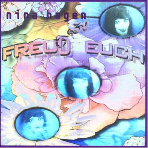 Nina Hagen Freud Euch Cover