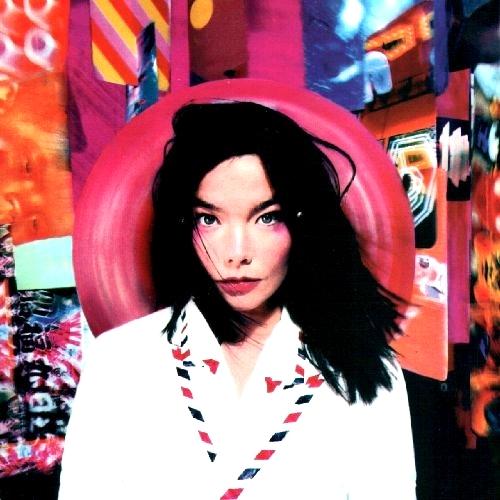Björk Post Cover