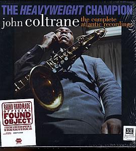 John Coltrane - The Heavyweight Champion