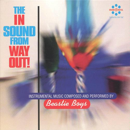 Beastie Boys The In Sound From Way Out Cover