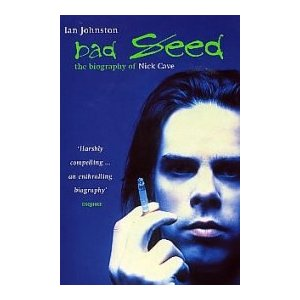 Bad Seed: The Biography Of Nick Cave Buchdeckel