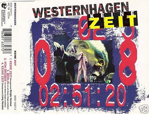 Westernhagen - Keine Zeit