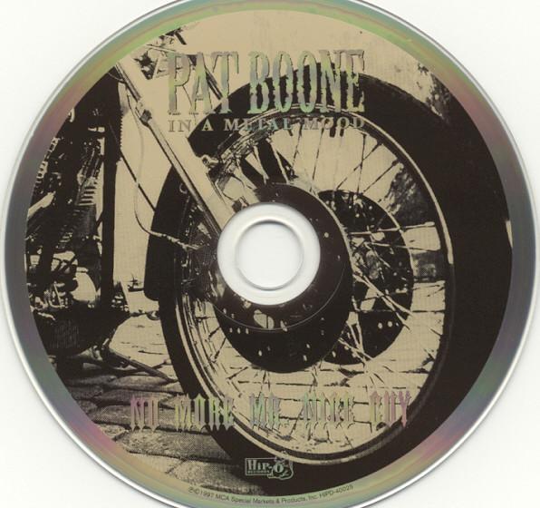 Pat Boone - In A Metal Mood - No More Mr. Nice Guy