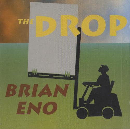 Brian Eno The Drop Cover