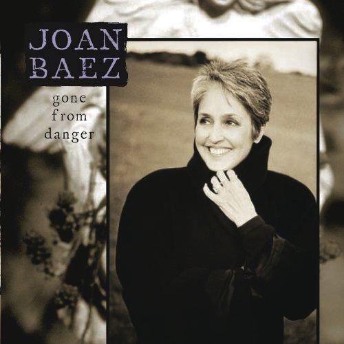 Joan Baez Gone From Danger Cover