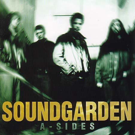 Soundgarden A Sides Cover