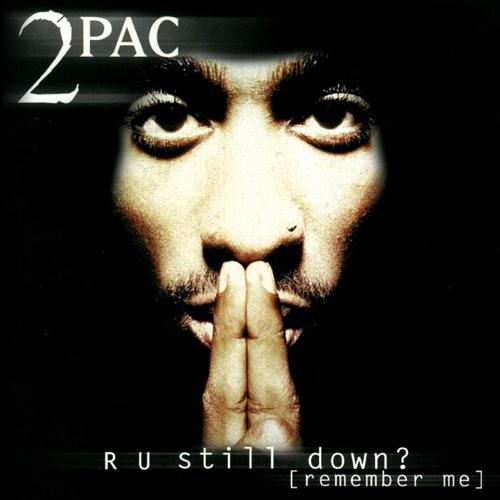 2Pac R U Still Down Cover