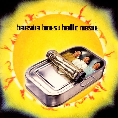 Beastie Boys Hello Nasty Cover