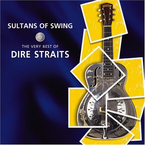 Dire Straits, Sultans Of Swing, The Very Best Of Dire Straits, Cover