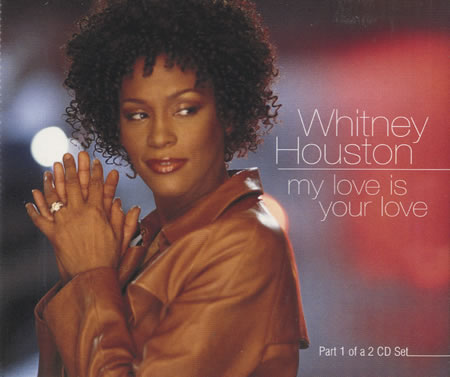 Whitney Houston My Love Is Your Love Cover