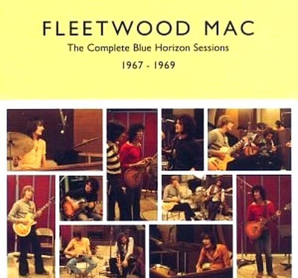 Fleetwood Mac The Blue Horizon Sessions Cover