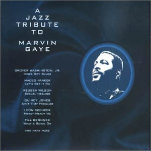 Marvin Gaye Jazz Tribute Cover