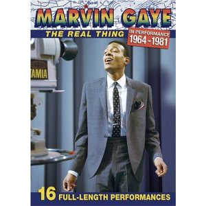 Marvin Gaye The Real Thing Cover