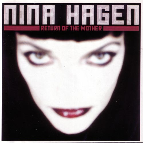 Nina Hagen The Return Of The Mother Cover