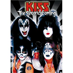 Kiss The Second Coming Cover