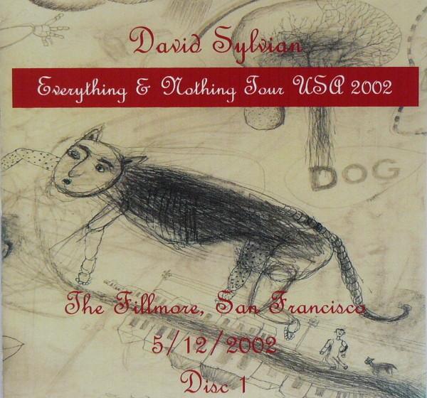 David Sylvian - Everything & Nothing